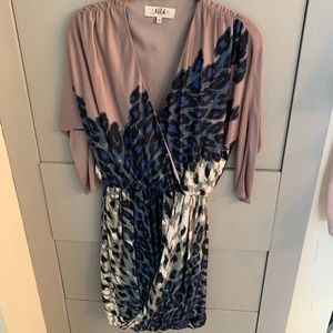 Tibi silk dress